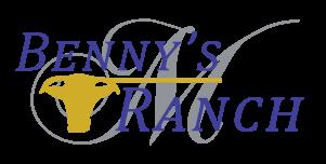 Benny's Ranch Retina Logo